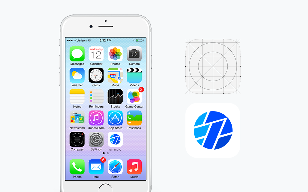 amimoto app concept